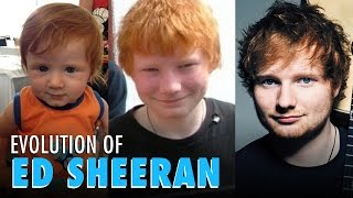 Ed Sheeran: His Life Story