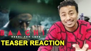 Baaghi 2 Teaser Reaction | Tiger Shroff, Disha Patani