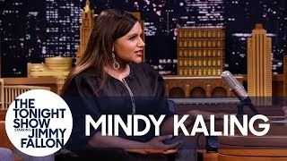 Mindy Kaling Is Mad She Wasn