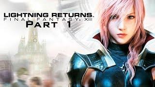 Lightning Returns: Final Fantasy XIII All Cutscenes (Part 1) Game Movie 1080p