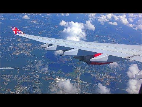 Xxx Mp4 Virgin Atlantic Airbus A340 642 London Heathrow To Atlanta Full Flight 3gp Sex