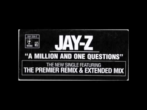 Jay Z A Million and One Questions Instrumental produced by DJ Premier