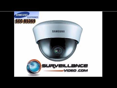Xxx Mp4 Samsung SCC B5369 Day Night Dome Camera Demo From Surveillance Video Com 3gp Sex