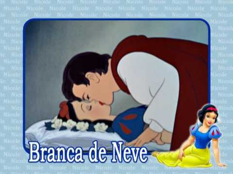 Clipes Infantis Aniversário da Nicole de 4 anos Parte 1 Tema Princesas da Disney