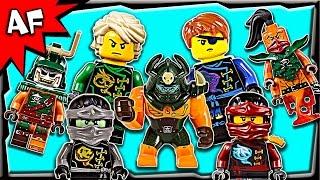 Lego Ninjago Minifigures PIRATES SKYBOUND 2016 Winter Collection