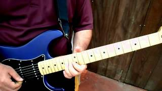 Fill In Lick #3 Country Gospel Guitar Lesson