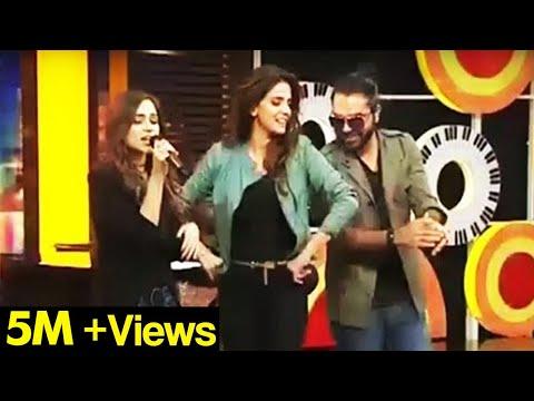 Xxx Mp4 Saba Qamar Dance On Aima Baig Song Kalabaaz Dil 3gp Sex
