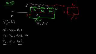 الکتریسیته جاری ۰۷ - مقاومتهای سری و موازی