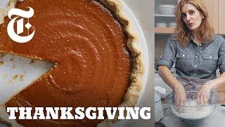 Spiced Pumpkin Pie | NYT - A Melissa Clark Thanksgiving