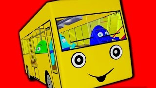 Wheels On The Bus Plus Lots More Nursery Rhymes ►54 Minutes Compilation from Little Surprise Eggs
