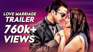 Love Marriage (2015) | Trailer | Movie | Shakib Khan | Apu Biswas
