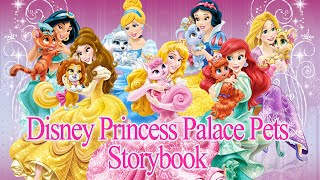 All Disney Princess Palace Pets Storybook Compilation NEW 2015