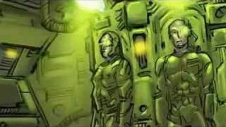 Origin of the Borg