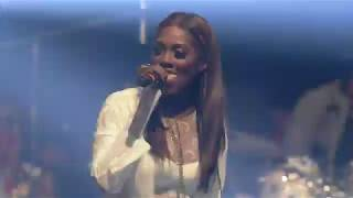 Tiwa Savage and Wizkid's Full Performance At The Interswitch One Africa Music Fest Dubai 2019