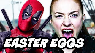 X Men Apocalypse TOP 20 Easter Eggs