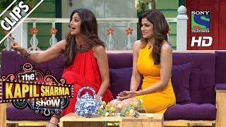 Secret Behind Katora Hair Cut  - The Kapil Sharma Show - Episode 17 - 18th June 2016