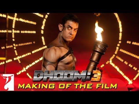 Making Of The Song - Malang | DHOOM:3 | Part 15 | Aamir Khan | Katrina Kaif