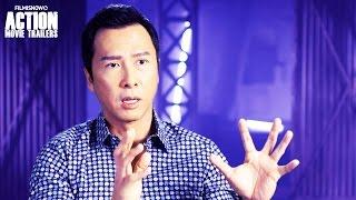 Donnie Yen talks xXx The Return of Xander Cage - Action Movie
