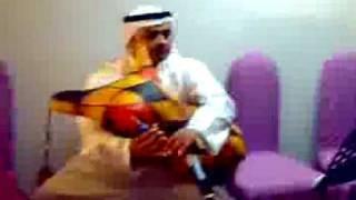 مصطفى قريشي عازف الأورغ وعزف آلة الهبان المطرب الكويتي فاضل الكنكوني تكملة موال المقدمة2DOHA2009