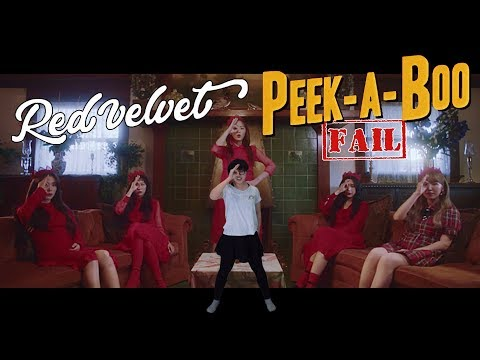 【KY】Red Velvet(레드벨벳) — Peek-A-Boo(피카부) DANCE COVER(Parody ver.)
