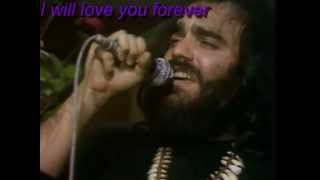 Demis Roussos - I Will Love You Forever