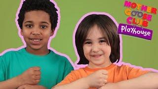 Kids Play With a Lion | A Ram Sam Sam | Mother Goose Club Playhouse Kids Video