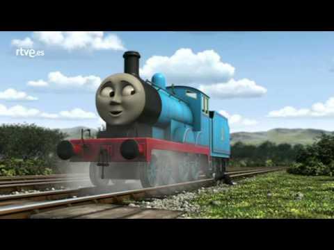 Thomas y sus amigos en Español Capítulo Edward el Héroe
