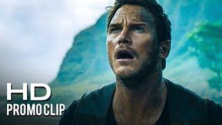 """Jurassic World Fallen Kingdom Trailer Premiere 2 """"Jueves"""" T-Rex (Indoraptor)"""