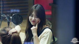 160511 아이오아이(I.O.I) 벚꽃이 지면 (김소혜) 리액션 직캠 @테이의 꿈꾸는 라디오