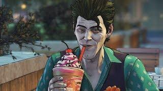 BATMAN TELLTALE SEASON 2 Episode 3 Bruce Gives Joker Dating Advice
