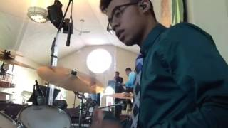 Fill me up Drum cover