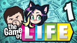 ►The Game of LIFE►MONEY, MONEY, MONEY► ft. Barry! - Kitty Kat Gaming