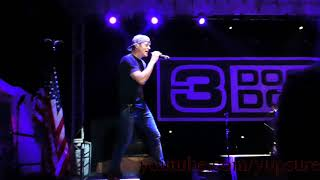 3 Doors Down In the Dark Live HD (Mount Airy Casino Summer Stage)