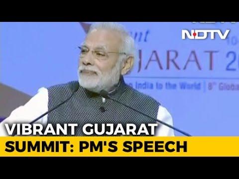 watch Vibrant Gujarat Summit 2017: Watch PM Narendra Modi's Full Speech
