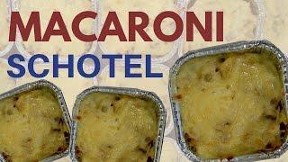 Macaroni Schotel | Resep Skotel Makaroni Mudah dan Praktis
