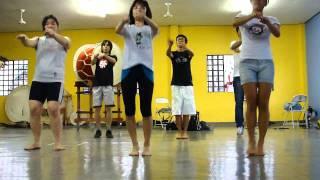 Kyoushin - Matsuri Dance(Giza Giza Heart)