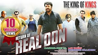 The Real Don Returns (The KING OF KINGS) - Mammootty | Dubbed Hindi Movies 2015 Full Movie