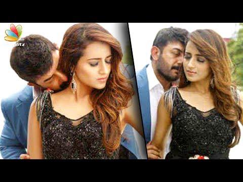 Trisha & Aravind Swamy's Steaming Hot romance in Sathuranga Vettai 2 | Latest Shooting Spot News