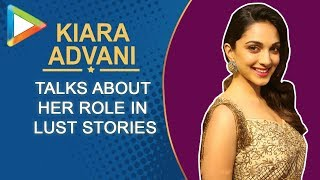 """""""I had faked orgasm in Lust Stories,"""" says Kiara Advani in this FUN Rapid Fire"""