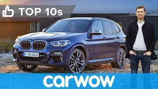 2018 BMW X3 - the best all-round SUV? | Top10s