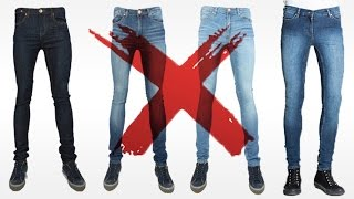 7 Reasons I HATE Skinny Jeans   Why YOU Should Avoid Men s Skinny Jeans