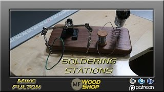 Make a simple DIY Soldering Station