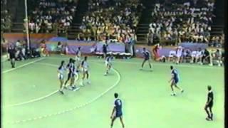 1984 Olympic Games   Men's Team Handball Final   YUG v FRG