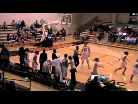 CATHERINE HINTZ 54 White Center 6 8 203 cm 25 points 14 rebounds 4 blocks Part 3 of 3