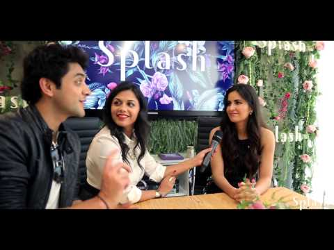 Watch our brand ambassador, Katrina Kaif talk Splash in this exclusive press conference