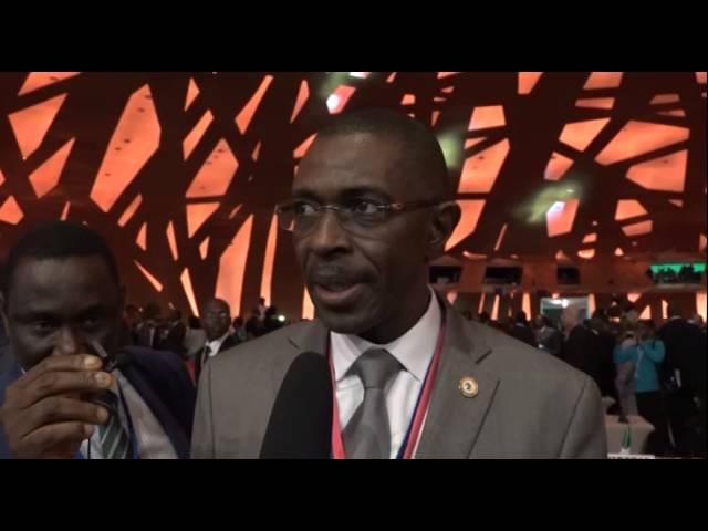 BAD: Dr Adesini et les nouveaux chantiers !