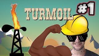 Turmoil # 1 - Der erste Stich