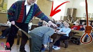 أغرب 10 مدرسين في العالم