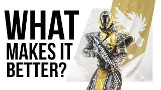 Why does Destiny 2 SUCCEED where the first game failed?