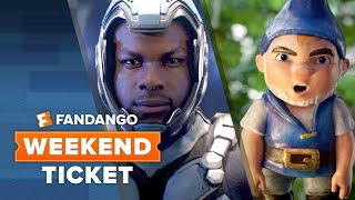 Now In Theaters: Pacific Rim Uprising, Paul, Apostle of Christ, Sherlock Gnomes | Weekend Ticket